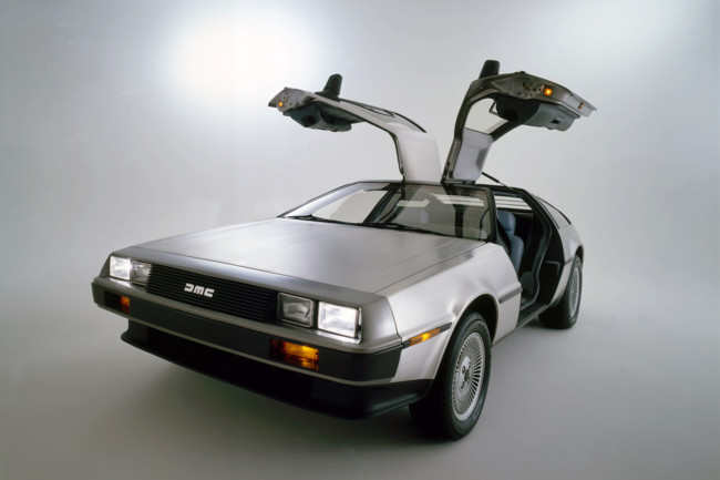 Delorean Dmc12 01