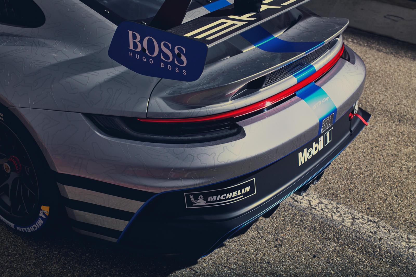 Foto de Porsche 911 GT3 Cup (16/22)
