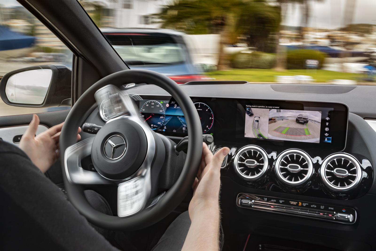 Foto de Mercedes-Benz Clase B 2019 (98/157)