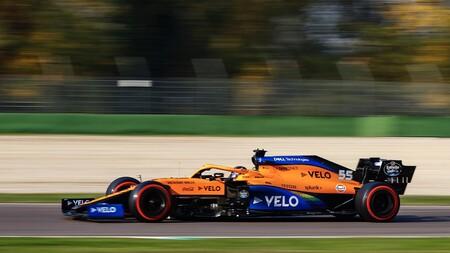 Sainz Imola F1 2020
