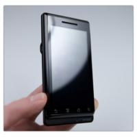 Motorola Droid casi analizado, con imágenes y vídeo