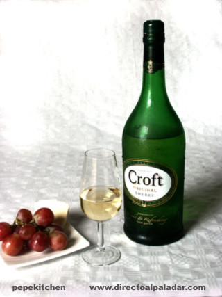 Croft Original Sherry, un jerez diferente