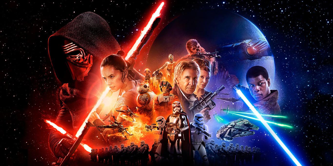 Star Wars: el despertar de la fuerza'