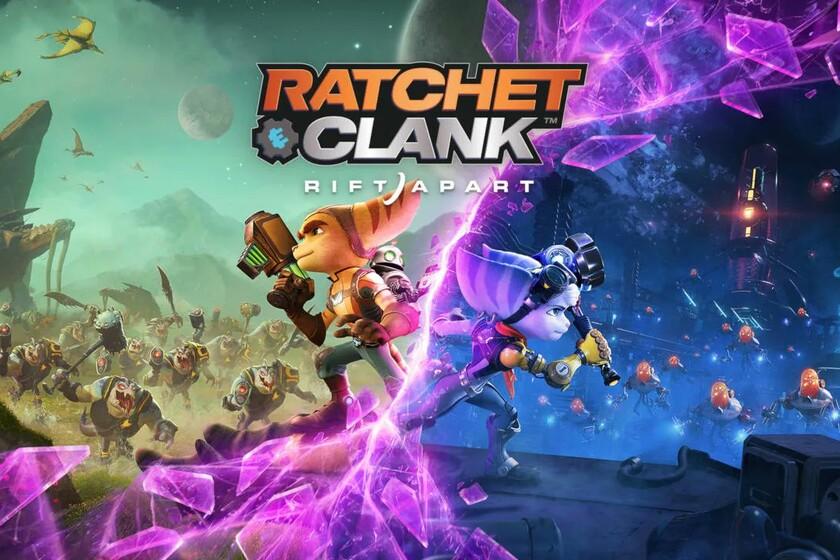 Las alocadas aventuras dimensionales de Ratchet & Clank: Rift Apart  anuncian su fecha de lanzamiento para PS5