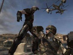 Nuevo Enemy Territory: QUAKE WARS