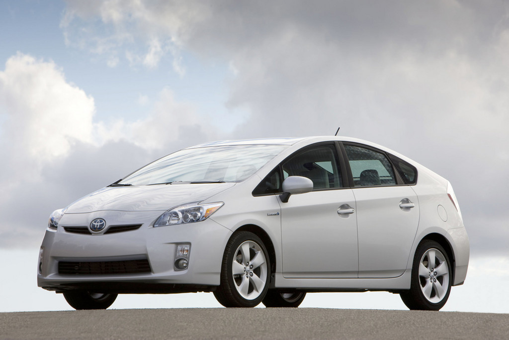 Foto de 2010 Toyota Prius (EEUU) (1/35)