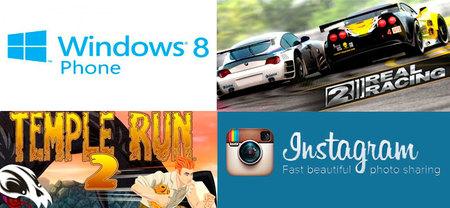Rumorología: Instagram, Real Racing y Temple Run para Windows Phone 8 en Mayo