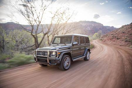 Mercedes Amg G 65
