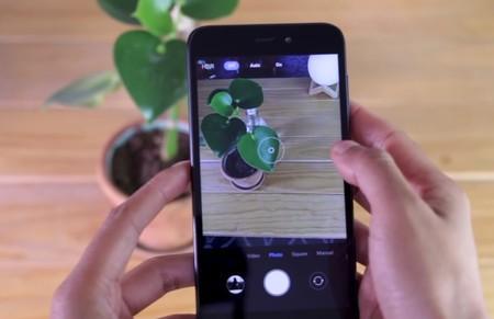 Xiaomi Redmi Go Primeras Impresiones Camara App