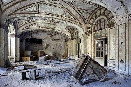 Las ruinas de Detroit
