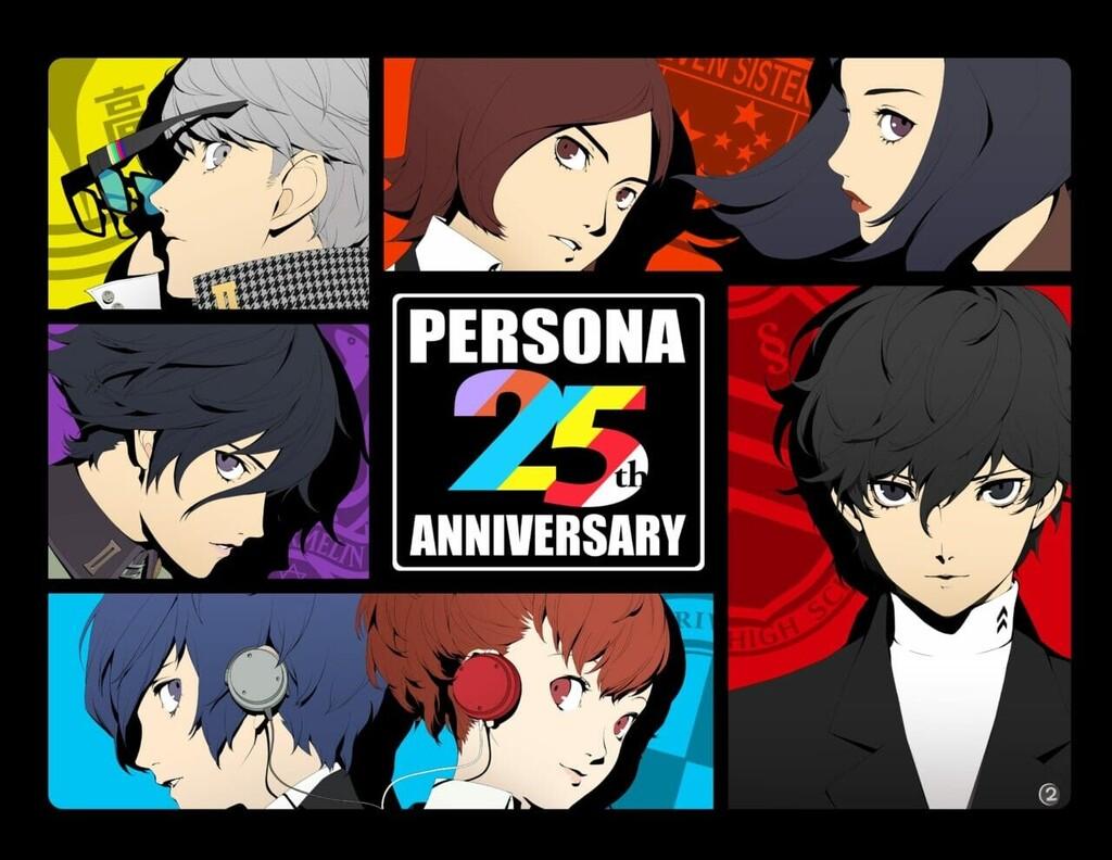 Atlus prepara el 25 aniversario de la saga Persona anticipando la revelación de siete sorpresas durante los próximos meses