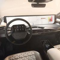 Byton M-Byte 2020, el auto que será todo pantalla en el interior está listo para producirse