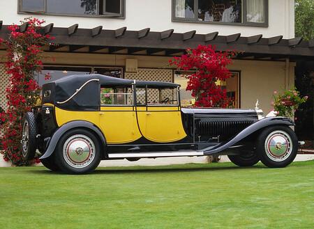 Bugatti Type 41 Royale Double Berline De Voyage