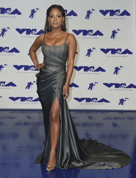 mtv vma video music awards 2017 alfombra roja red carpet Christina Milian