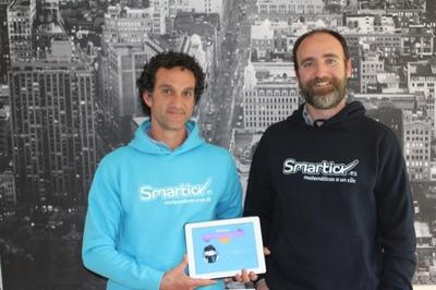 """Javier y Daniel de Smartick: """"Smartick funciona con los niños que necesitan refuerzo y con los que buscan ampliar conocimientos"""""""