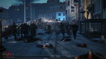 World War Z: GOTY Edition nos lleva a Marsella con un salvaje tráiler con motivo de su lanzamiento