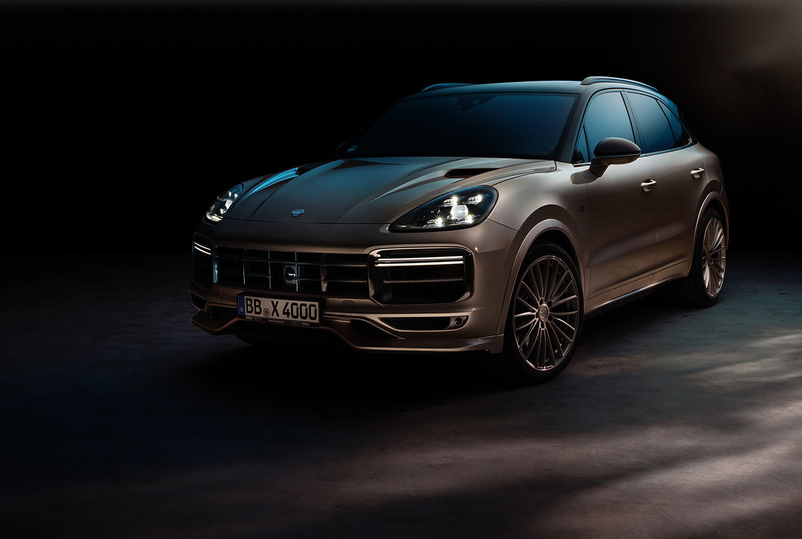 Foto de Techart Porsche Cayenne Turbo (1/21)