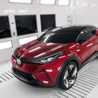Scion CH-R Concept, el auto del 'Millenial'