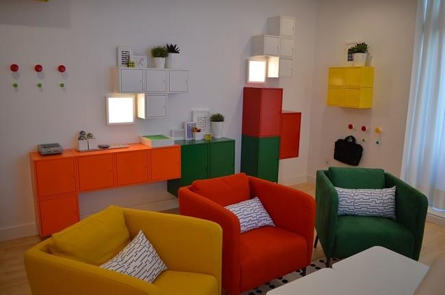 IKEA Salón