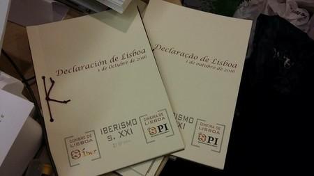 Declaracion De Lisboa Firmada En 2016