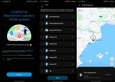 Encontrar Samsung™ Galaxy™ Smartthings