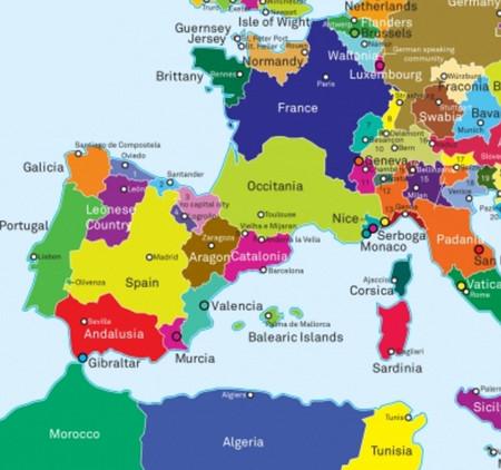 Espana Y Francia