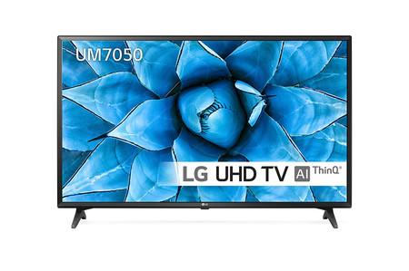 Una smart TV con una excelente relación prestaciones-precio como la LG 49UM7050, en eBay sólo te cuesta 329,99 euros