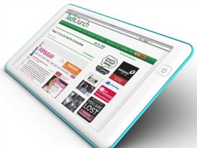 Un Web Tablet por 200 dólares, idea de TechCrunch