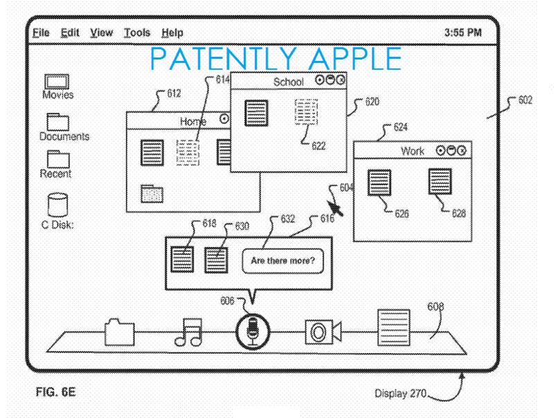 Foto de Patente de Siri para OS X (4/17)