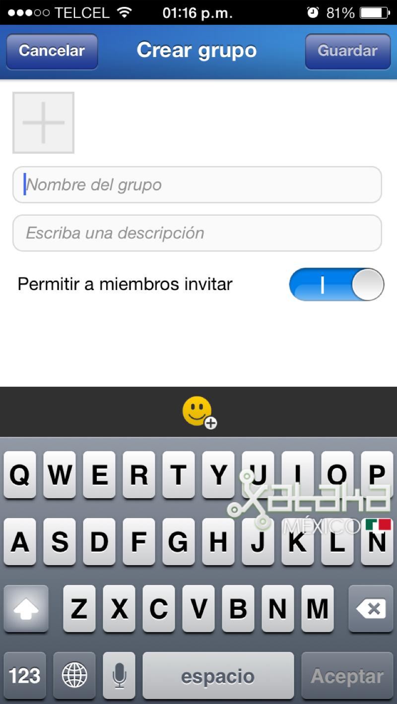 Foto de BBM para iOS (4/9)