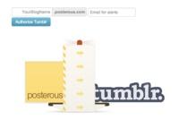 JustMigrate, llévate cómodamente todas tus entradas de Posterous a Tumblr