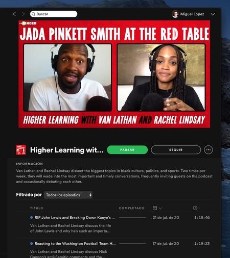 Spotify Video Podcast