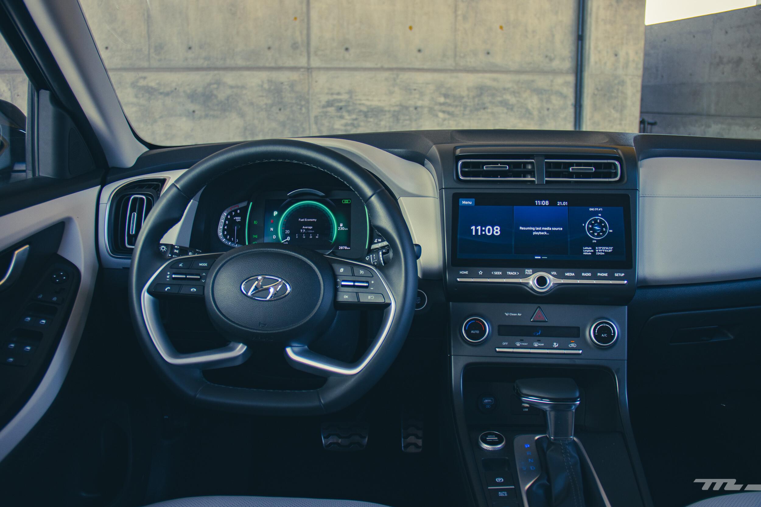 Foto de Hyundai Creta Limited Turbo: prueba de manejo en México (27/43)