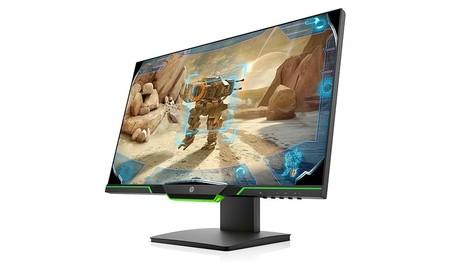 HP 25X, un monitor ideal para gamers que hoy Amazon nos deja por sólo 209 euros