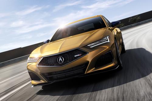 El Acura TLX 2021 renace como una sincera apuesta al alto desempeño con V6 turbo y herencia de NSX