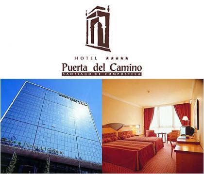 Hotel Puerta del camino, otra opción en Coruña