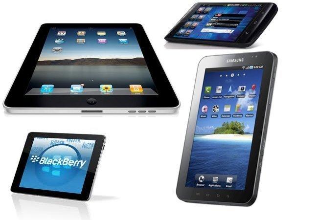 iPad y sus competidores