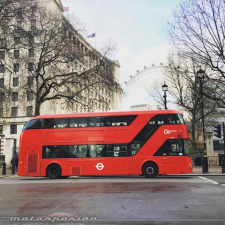 16 tendencias sobre movilidad y coches en Londres que tal vez nos queden muy lejanas