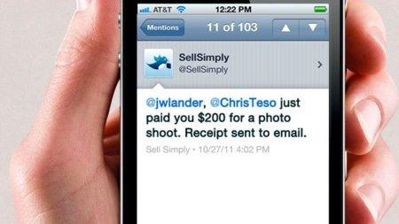 Sell Simply convierte Twitter en una plataforma para vender productos y recaudar donaciones