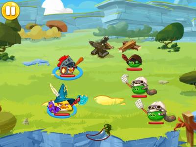 El RPG de Rovio que no llega a serlo: un vistazo a Angry Birds Epic
