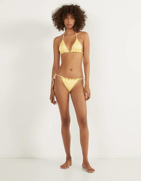 Bikinis Con Bordes De Volantes