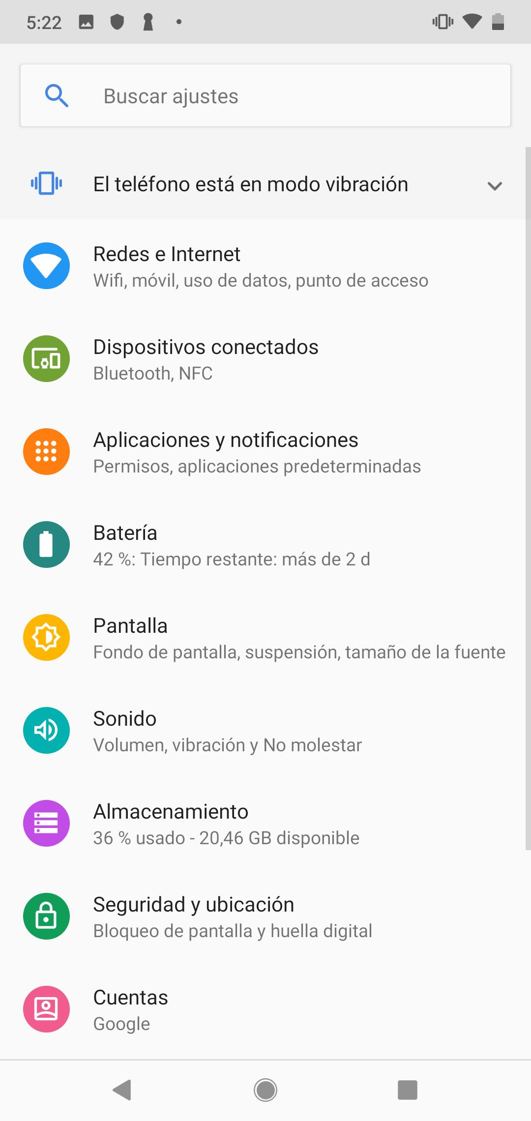 Foto de Nokia 7.1 Android Pie (8/11)