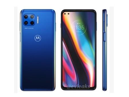 Moto g 5G, otro gama media de Motorola en camino: con 5G y una gran renovación de diseño, según Evan Blass
