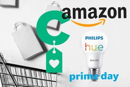 Amazon Prime Day 2019: las mejores ofertas en sets de iluminación LED Philips Hue