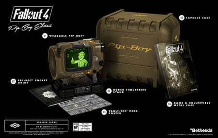 ¿Te sobra mucho dinero? Si es así, tal vez puedas conseguir una Pip-Boy Edition de Fallout 4 por una módica cantidad
