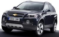 Chevrolet Captiva Sport, nueva versión para el Captiva