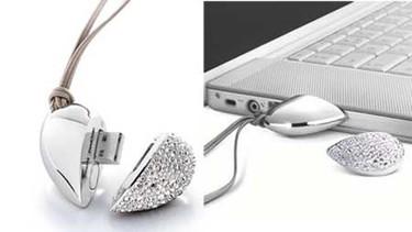 Active Crystals, brillo en tu USB