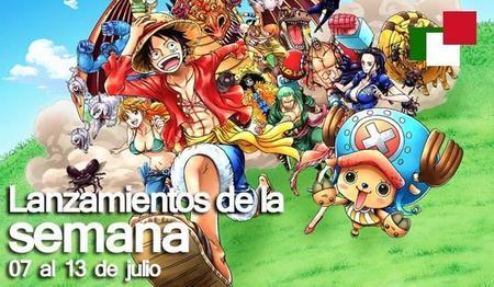 Lanzamientos de la semana en México del 07 al 13 de julio
