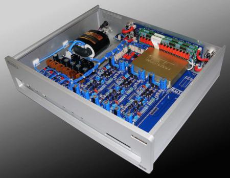 Preamplificador Neutral Audio