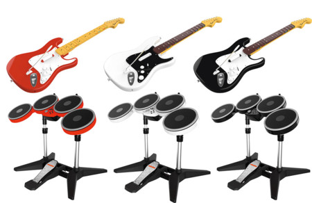 Rockbandinstruments